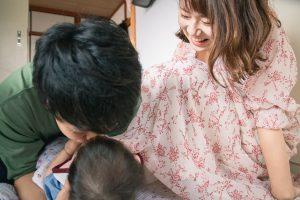 東京で家族写真と一緒に動画を残せる出張撮影プラン4
