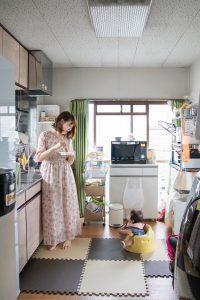 東京で家族写真と一緒に動画を残せる出張撮影プラン6