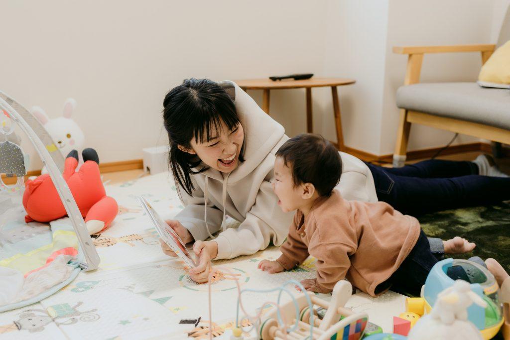東京で家族写真と一緒に動画を残せる出張撮影プラン17