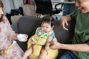 東京で家族写真と一緒に動画を残せる出張撮影プラン9