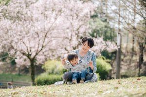 東京で家族写真と一緒に動画を残せる出張撮影プラン16