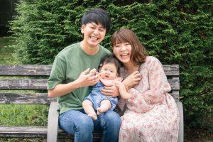 東京で家族写真と一緒に動画を残せる出張撮影プラン15