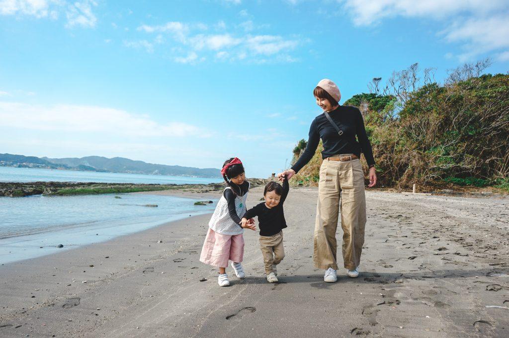 東京で家族写真と一緒に動画を残せる出張撮影プラン18