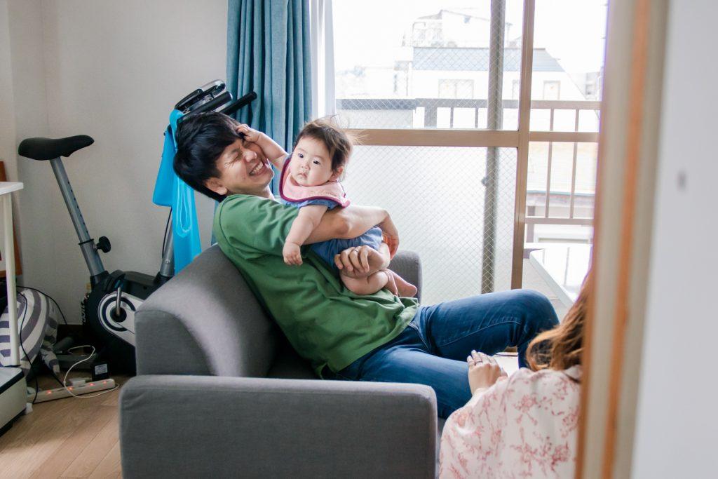 Tokyo My Story #1『おおしたなつかが撮る自然体の家族写真』
