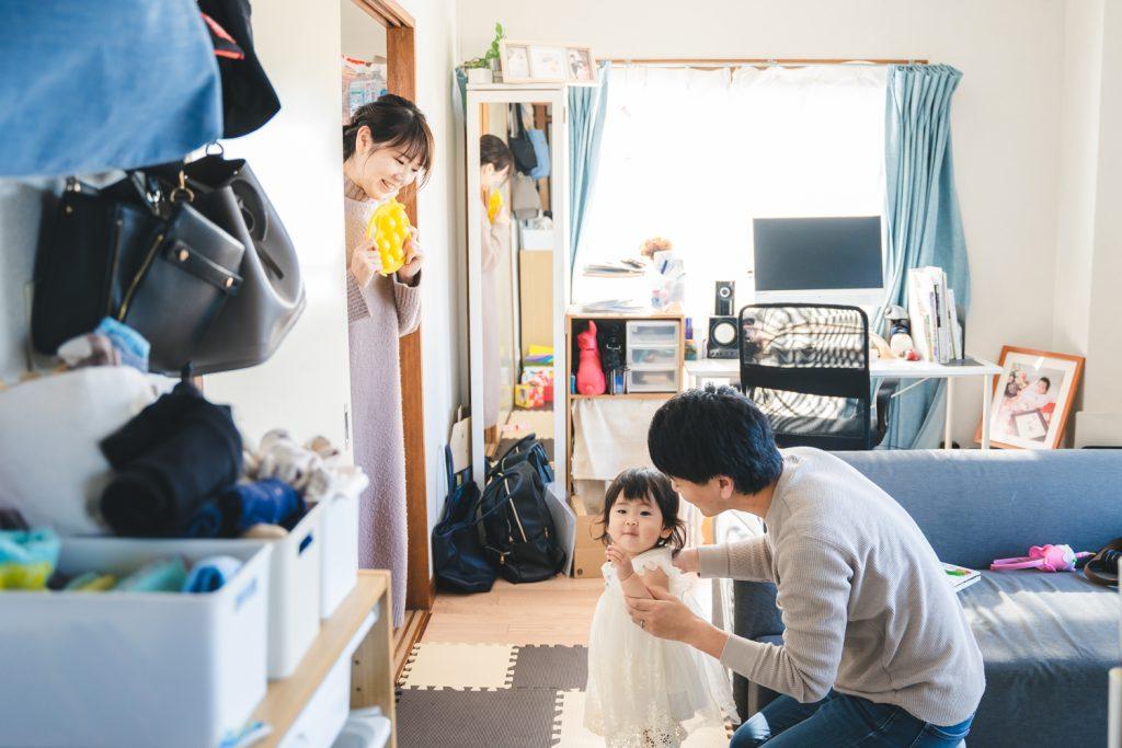 Tokyo My Story 1歳のあたしのおうちバースデー5