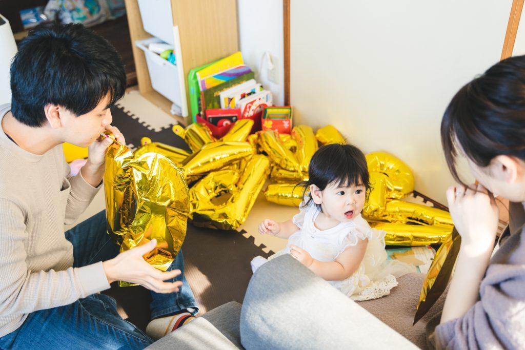 Tokyo My Story 1歳のあたしのおうちバースデー12