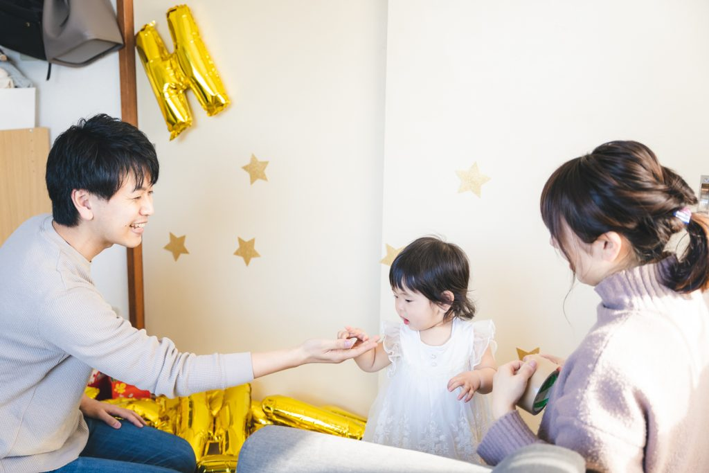 Tokyo My Story 1歳のあたしのおうちバースデー15