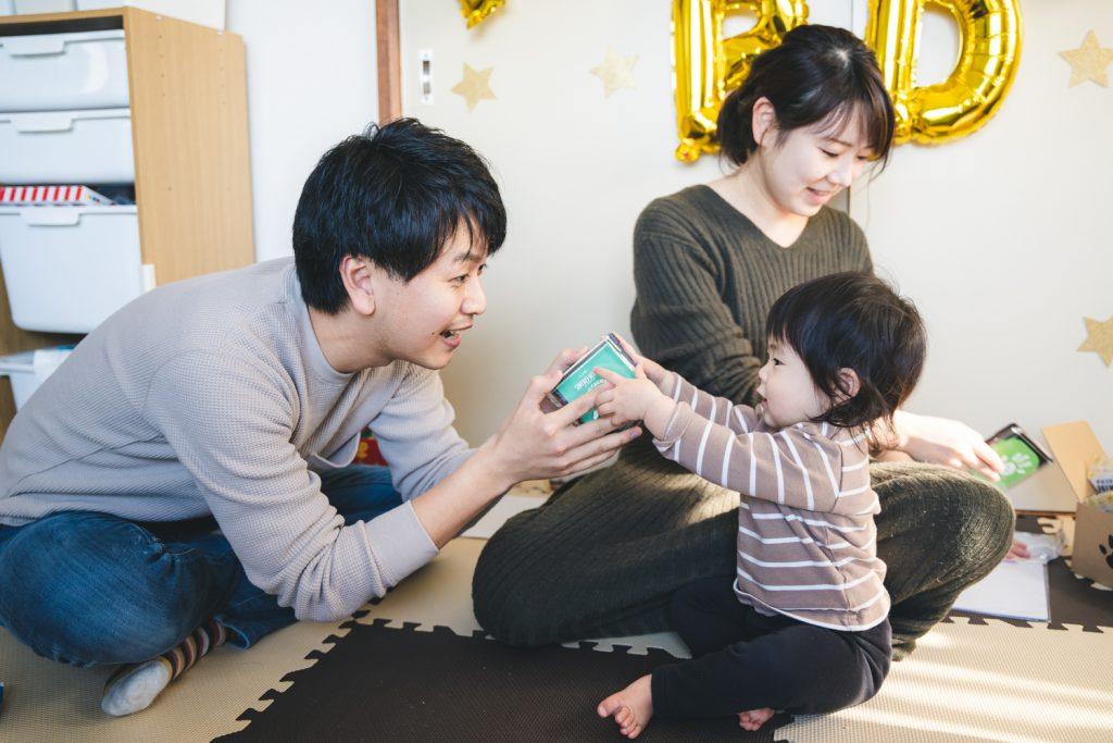 Tokyo My Story 1歳のあたしのおうちバースデー 48