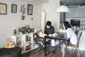 Tokyo My Story ハーフバースデー、開くたびに成長を感じる記念アルバム|出張等身大フォトアルバムプラン15